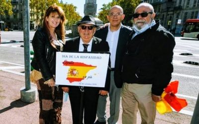Barcelona, Día de la Hispanidad