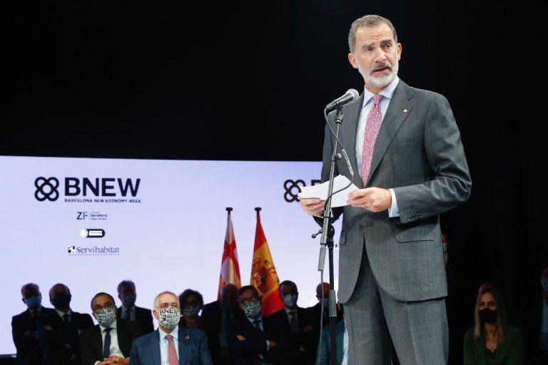 ENTREGA DE PREMIOS DE LA PRIMERA EDICIÓN DE LA BARCELONA NEW ECONOMY WEEK-BNEW