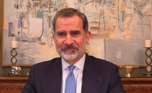 Su Majestad el Rey participó telemáticamente en el V Foro Regional de la Unión por el Mediterráneo