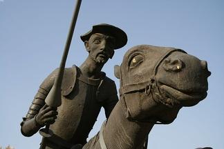 Capítulo XXX del Quijote