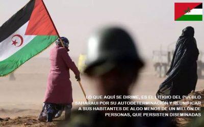 El Sahara Occidental, una partida de ajedrez que no cesa en su empeño