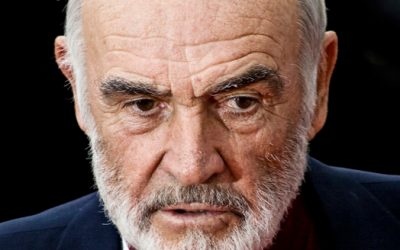 Adiós a Sir Sean Connery, D.E.P.