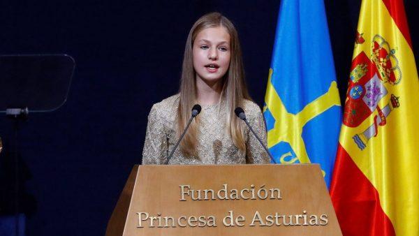 La Infanta Leonor cumple 15 años
