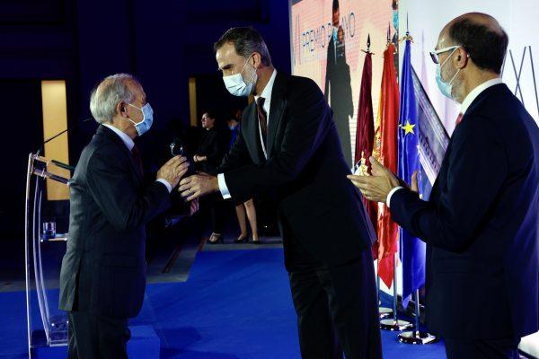 Acto de entrega de la XXVI edición del Premio Pelayo para Juristas de Reconocido Prestigio