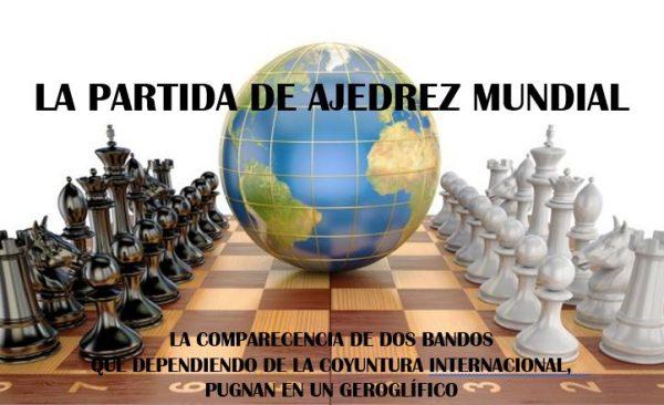 Lee más sobre el artículo La partida del tablero mundial y sus competencias geoestratégicas