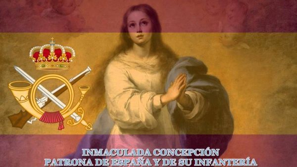 Lee más sobre el artículo El milagro de la Inmaculada Concepción que engrandeció a la Infantería del Ejército Español