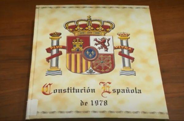 EL CONSTITUCIONALISMO ESPAÑOL: LA CONSTITUCIÓN DE 1978