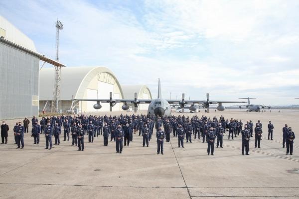 El Ejército del Aire despide al Hércules. La era Dumbo llega a su fin
