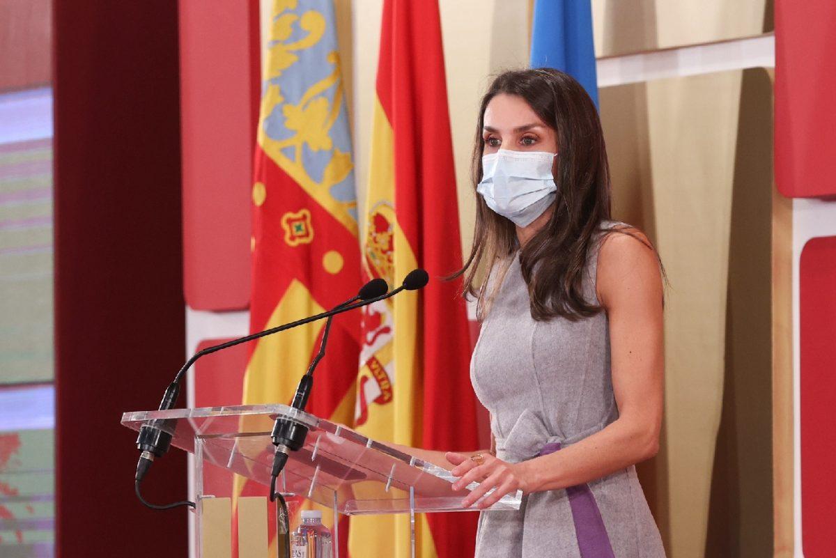 """Lee más sobre el artículo Su Majestad la Reina presidió la ceremonia de entrega de los Premios """"Rei Jaume I 2020"""""""