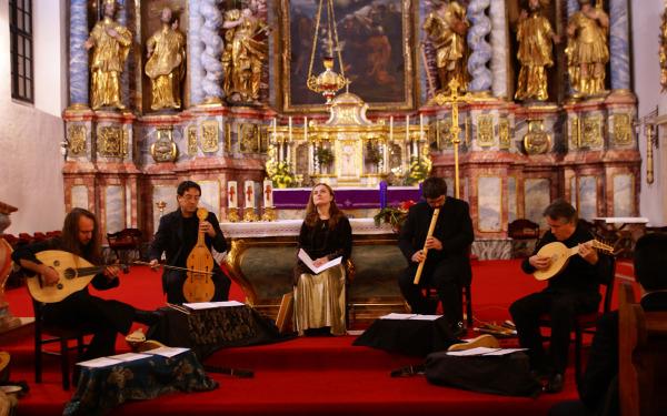 Capella de Ministrers publica el disco 'Cantigas de Santa María' para celebrar el 800 aniversario de Alfonso X el Sabio, el Xacobeo y el X Early Music Morella en 2021