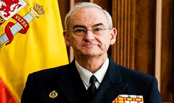 """La ministra Robles califica al nuevo JEMAD como uno de los """"mejores militares de Europa"""""""