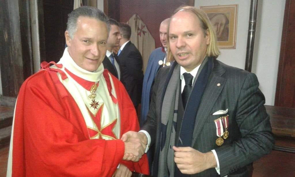 """Lee más sobre el artículo """"Gli ordini cavallereschi italiani""""- (Las Órdenes de Caballería italianas)"""