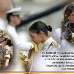 Lee más sobre el artículo La consagración de la mujer en el proceso de paz (II)