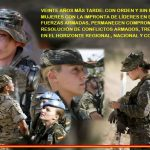 Lee más sobre el artículo La consagración de la mujer en el proceso de paz (I)