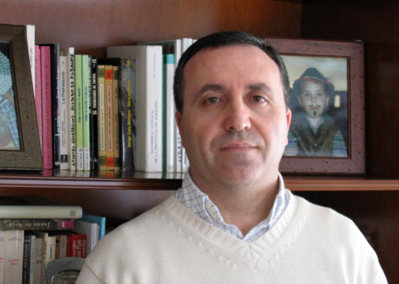 Entrevista primer premiado de Poesía Don Rafael Castillo Morales