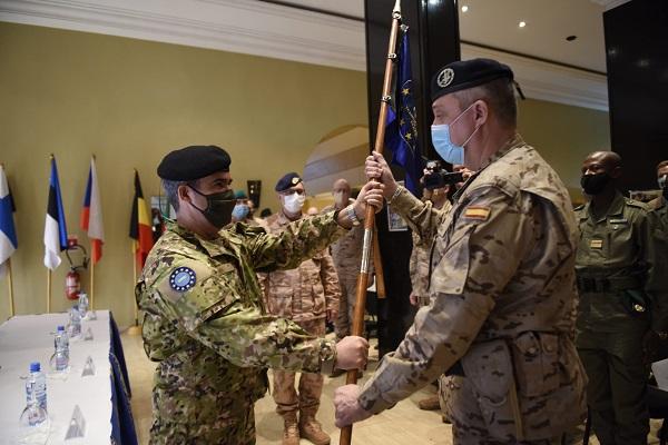 El general Fernando Gracia, nuevo Comandante de la Fuerza de la EUTM Mali