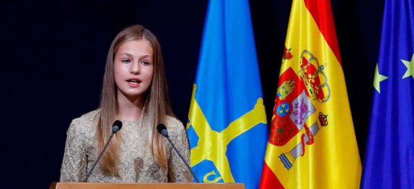 Lee más sobre el artículo La Princesa Leonor estudiará en Gales