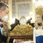 Lee más sobre el artículo Su Majestad el Rey recibió las Cartas Credenciales de los nuevos embajadores de Hungría, Colombia, Tailandia, Bolivia, Bangladesh y Bulgaria