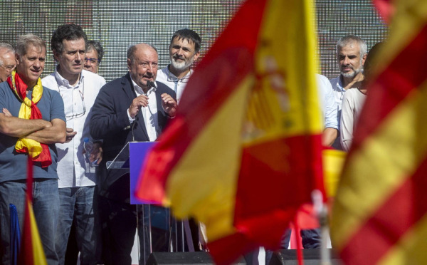 ESPAÑA CÍVICA PIDE UNIDAD DE ACCIÓN ANTE LA SITUACIÓN ACTUAL