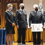 Nuestro delegado de Sevilla y Secretario de expansión y desarrollo Don Juan Jose Martin Lopez fue distinguido con la medalla de oro de la Asociación Ángeles Custodios del Cuerpo Nacional de Policía