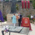 Nuestra Hermandad se adhiere al acto homenaje a Fernando III el Santo en Baeza