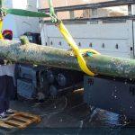 La Armada recupera restos de Patrimonio Arqueológico Sumergido en cabo Corrubedo