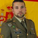 Nos sumamos al dolor por el fallecimiento de un sargento alumno español