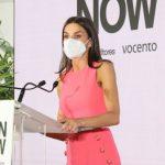 """Su Majestad la Reina ha presidido el acto de clausura de la tercera edición del """"Santander WomenNOW Summit"""""""