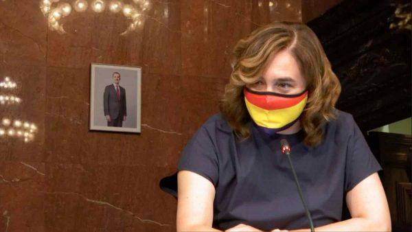 Lee más sobre el artículo La HNME eleva su repulsa a la actitud de la alcaldesa de Barcelona