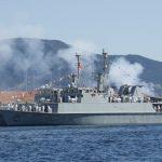 Margarita Robles preside la entrega de Reales Despachos a los nuevos oficiales de la Armada