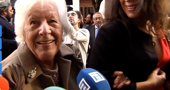 Lee más sobre el artículo La HNME lamenta el fallecimiento de la abuela de la Reina Letizia