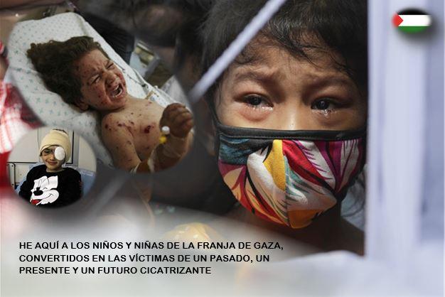 """En este momento estás viendo """"El trauma infinito de los niños de Gaza: la memoria del sufrimiento"""" (I)"""