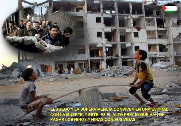 """En este momento estás viendo """"El trauma infinito de los niños de Gaza: la memoria del sufrimiento"""" (II)"""
