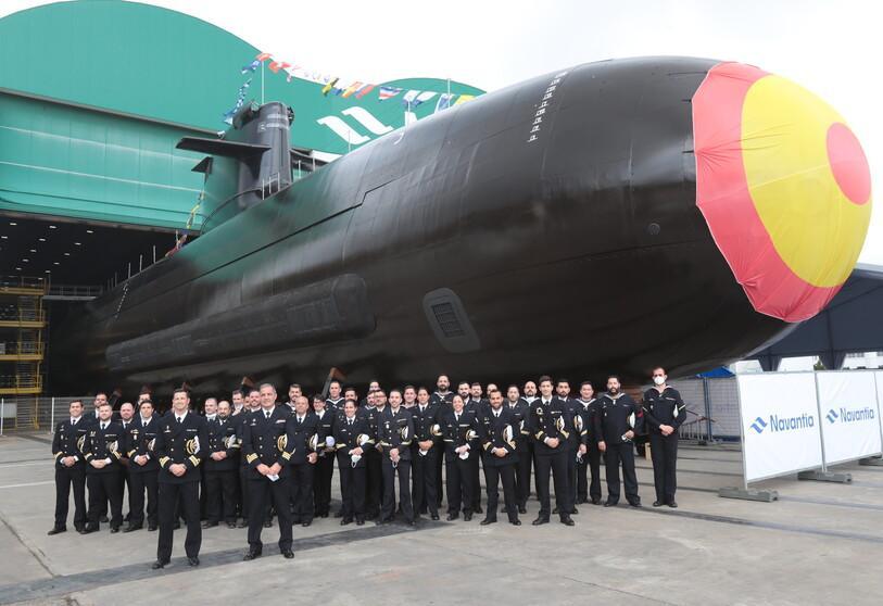 En este momento estás viendo Submarinos españoles para Australia