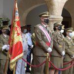 Lee más sobre el artículo Celebración de Santa Teresa, patrona del Cuerpo de Intendencia de Baleares