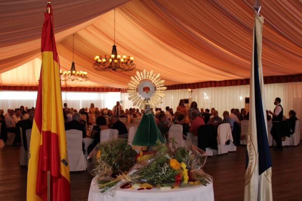 Lee más sobre el artículo La HNME, partícipe de la celebración de La Festividad de la Virgen del Pilar junto a La Asociación de Antiguos Alumnos de los Colegios de la la Guardia Civil en Baleares